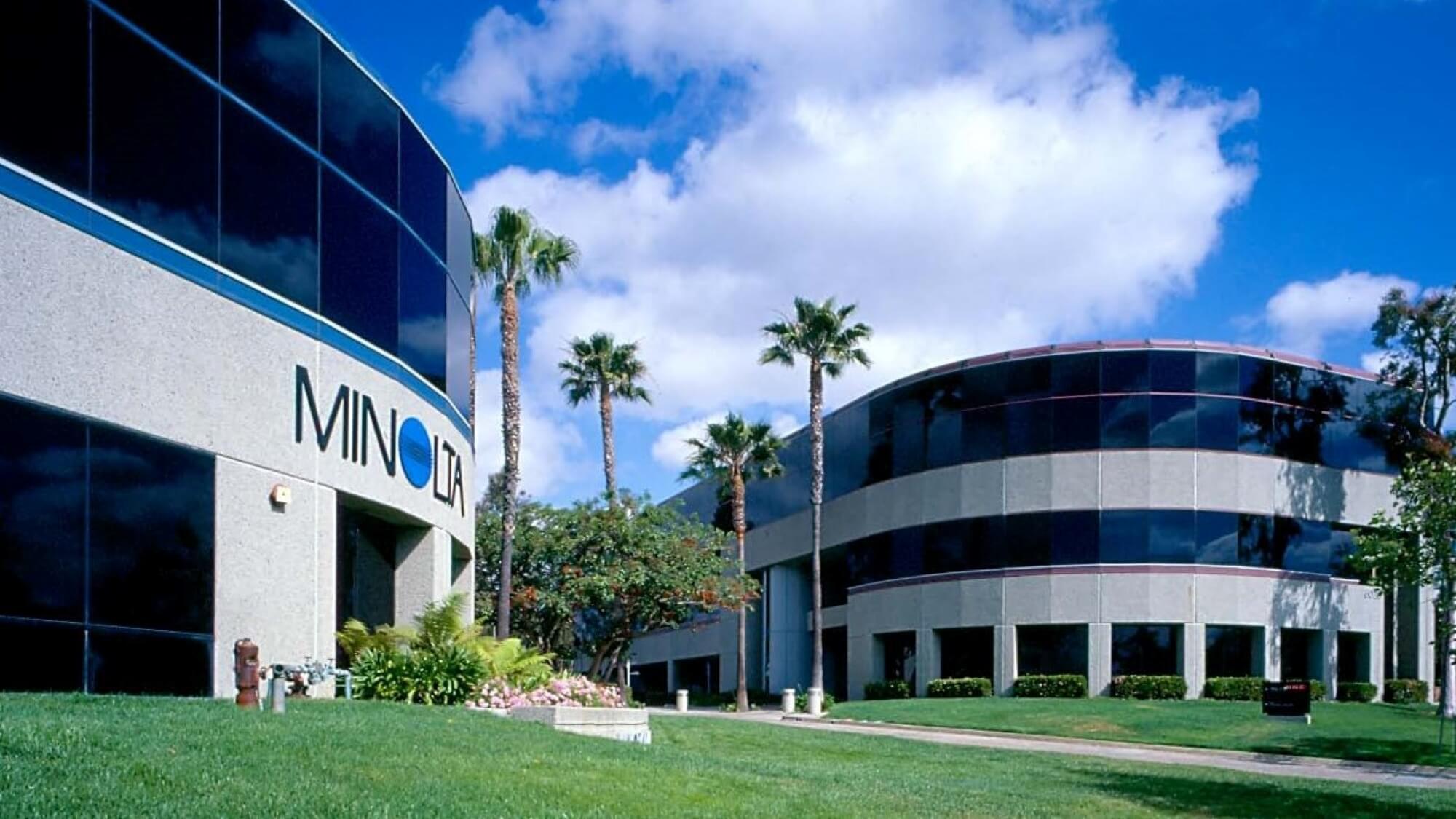 Minolta Corporate Offices